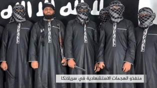 El Estado Islámico reivindicó la cadena de atentados en Sri Lanka