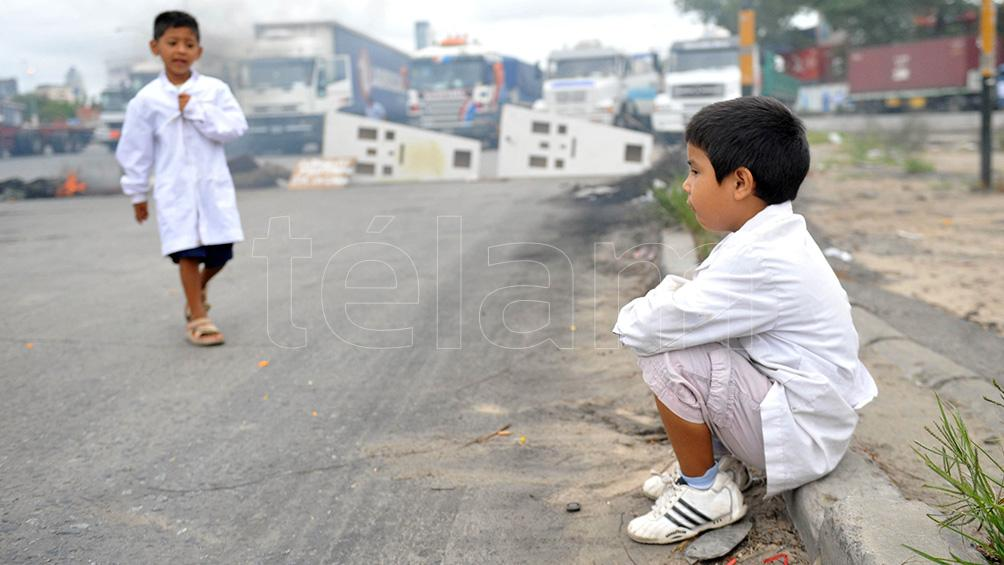 Relanzan una encuesta nacional para conocer el estado de la niñez y adolescencia