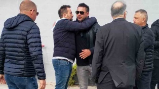 Mohamed se despidió del plantel y regresa Apuzzo al banco