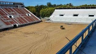 Estudiantes anunció la inauguración de su estadio