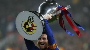 """""""Leo"""" Messi, el pulverizador de récords y ganador de títulos"""