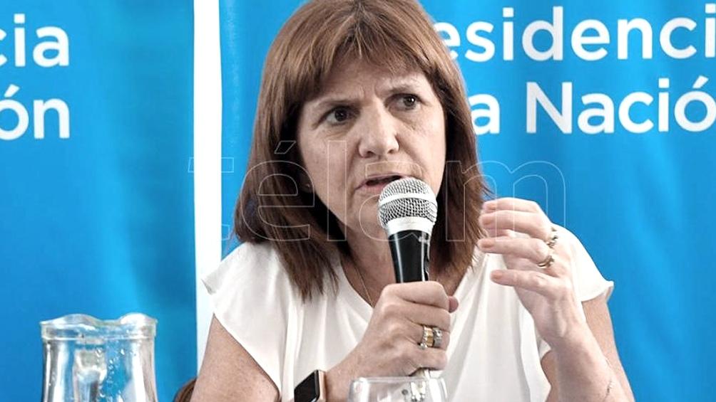 Patricia Bullrich dijo que la Argentina no se construye enfrentando CABA y PBA