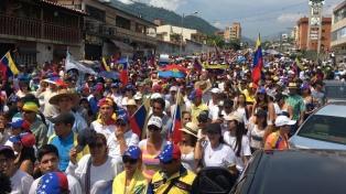 Caracas se prepara para celebrar el Día de la Independencia