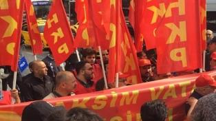Más de 120 detenidos durante las manifestaciones por el Día del Trabajador