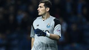 Iker Casillas sufrió un infarto, aunque está fuera de peligro