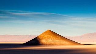 El Cono de Arita, la pirámide natural más perfecta del mundo