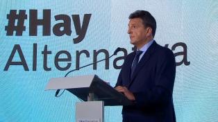 Massa discutirá en su congreso las políticas de alianzas del espacio