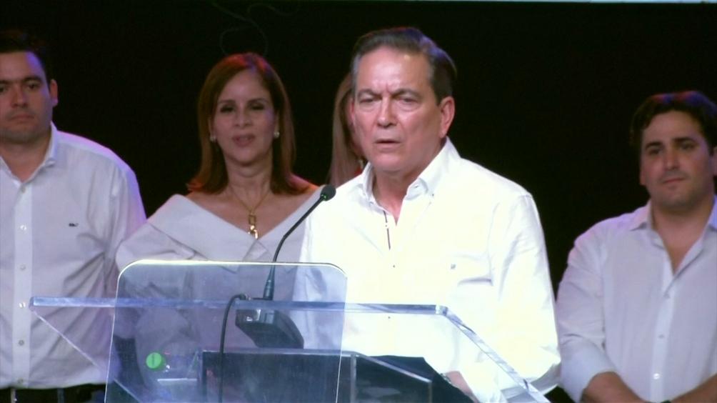 """El presidente Cortizo anunció la """"destitución inmediata"""" del gobernador"""