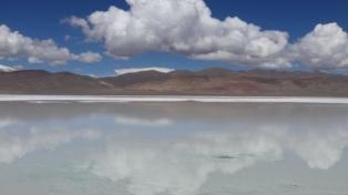El Salar de Pocitos entre los finalistas de las 7 Maravillas naturales de la Argentina