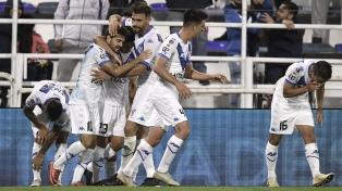 Vélez pasó a Lanús y será rival de Boca en cuartos