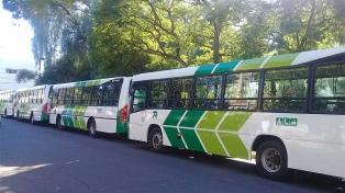 Se agrava la situación del transporte urbano e interurbano