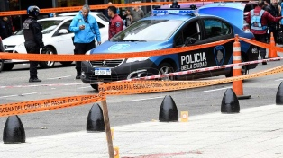 Recrearon el asesinato y todo indica que los acusados vieron venir a Olivares y Yadón