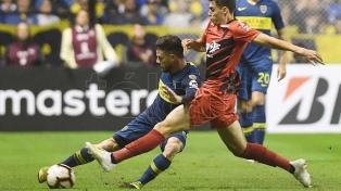 Boca ganó el Grupo G de la Libertadores de la mano de Tevez