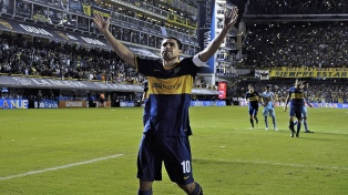 Boca, Conmebol y la Champions League saludaron a Riquelme por su cumpleaños