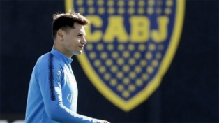 Mauro Zárate, cerca de continuar en Boca