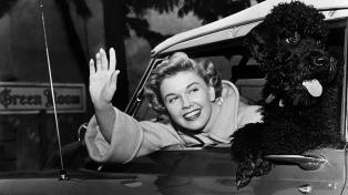 Murió la estrella de Hollywood, Doris Day