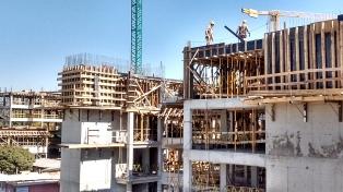 La venta de insumos para la construcción cayó 74,3% en abril