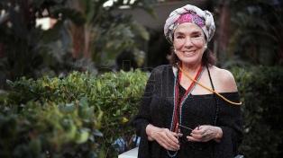 """Graciela Borges: """"Yo soy todo lo contrario a mi personaje"""""""