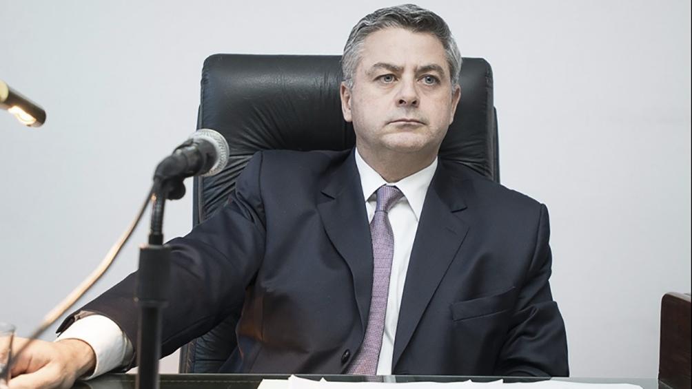 Sebastián Ramos estaba a cargo del expediente pero lo remitió a otro juzgado.