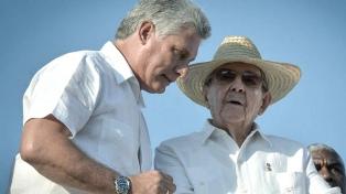 Díaz-Canel, formalizado como secretario del Partido Comunista en el cierre del Congreso