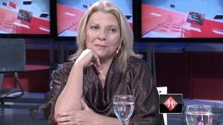 """Carrió defendió a productores y consumidores: """"Estoy en contra del supermercadismo"""""""