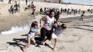 La frontera entre EE.UU. y México, una tumba para los migrantes