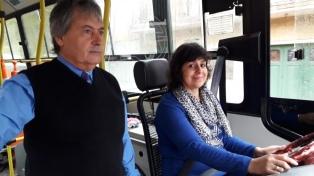 Unas 500 mujeres al volante celebran hoy el día de las y los choferes de colectivo