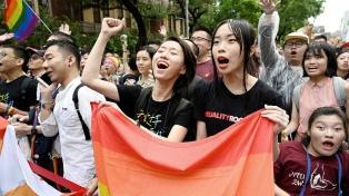 Taiwán legalizó el matrimonio igualitario