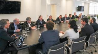 Macri recibió a directivos de petroleras que explorarán el Mar Argentino