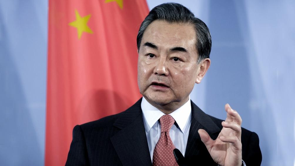 """Canciller Wang Yi: el proyecto es """"imperativo para mantener una estabilidad duradera en Hong Kong""""."""