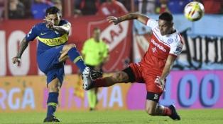 Boca empató sin goles con Argentinos Juniors