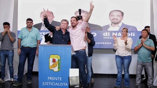 """Ziliotto: """"El PJ es el único partido que puede devolverle dignidad a la gente"""""""