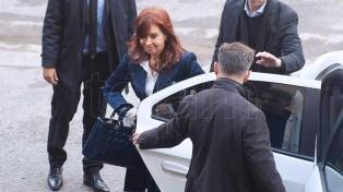 Falta de mérito para Cristina Kirchner en causa por subsidios al gasoil