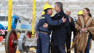 """Macri habló de sentar """"las bases reales"""" del crecimiento"""