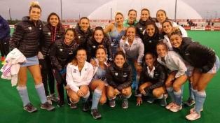 """""""Las Leonas"""" vencieron a Alemania en otra fecha de la Pro League"""