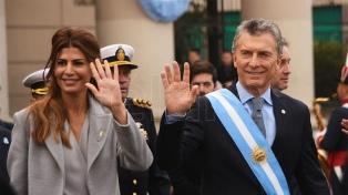 Macri participó del tradicional Tedeum en la Catedral metropolitana