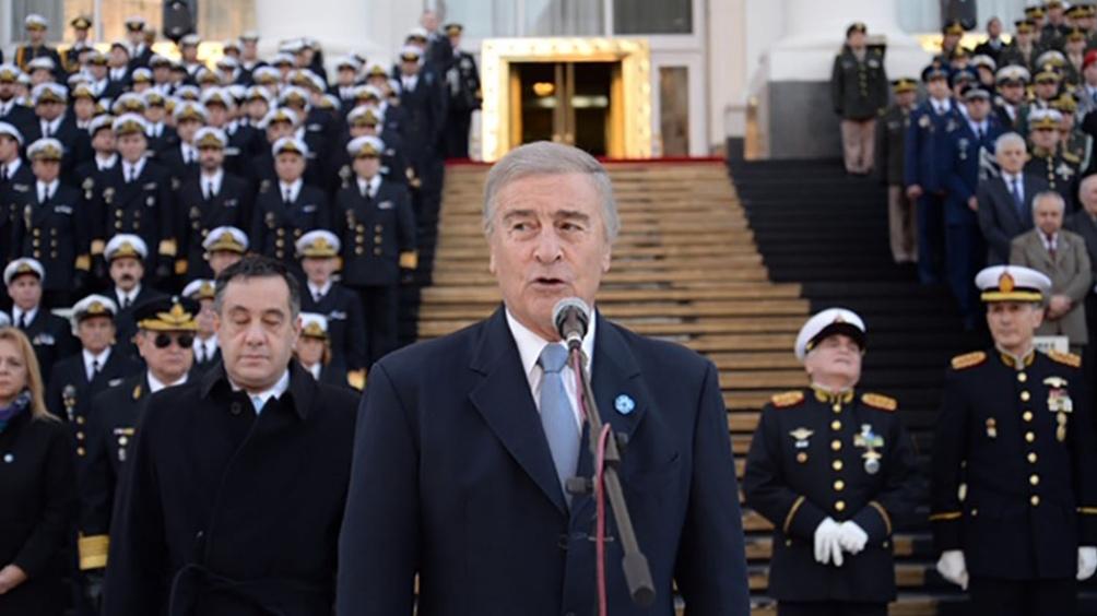 Navas Rial dictaminó a favor de abrir la investigación en base a la denuncia presentada por funcionarios del gobierno nacional.