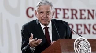 """López Obrador habló de """"optimismo"""" pese a que México tuvo récord de contagios diarios de coronavirus"""
