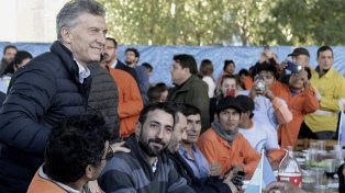 Hoy hay una nueva generación de argentinos que va a decir que nunca vio una obra parada
