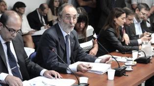 Diputados buscarán avanzar con el análisis del proyecto sobre Ley de Ética Pública