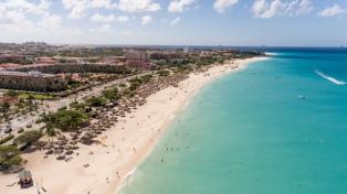 Los 300 días de sol al año hacen de Aruba el destino ideal para escapar del frío