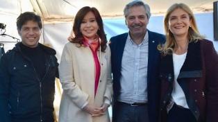 Kicillof y Magario, los candidatos elegidos para pelear la gobernación bonaerense