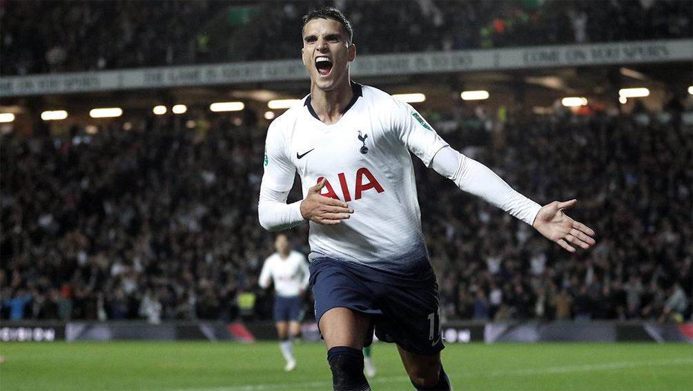 El plantel del Tottenham inglés, con cuatro argentinos, dio negativo a los test