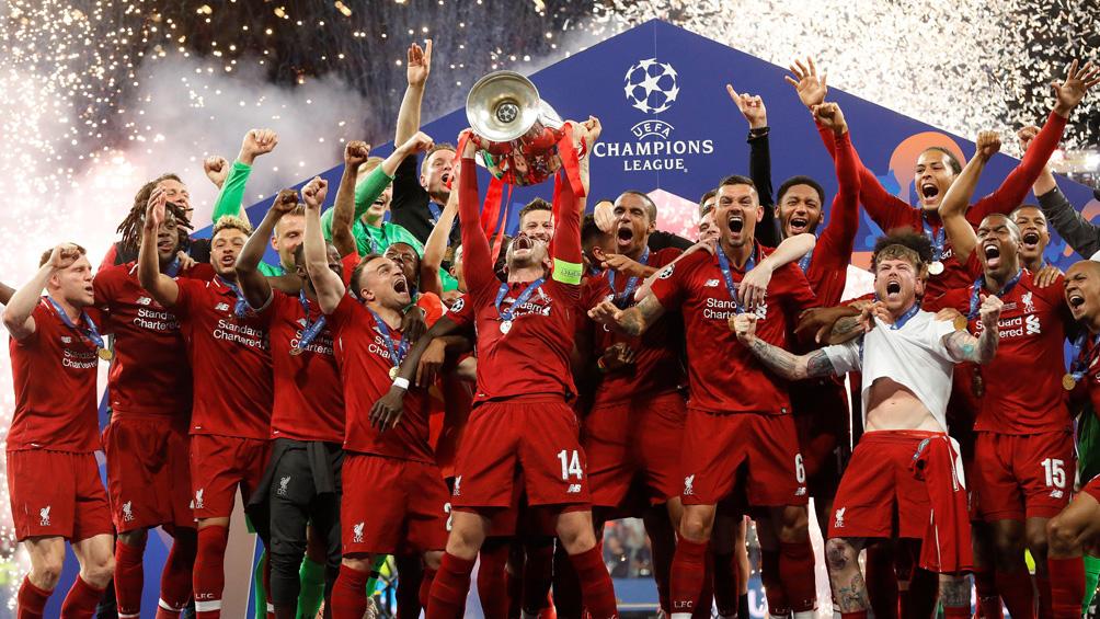 Las fechas y sede de la definición de la Champions se conocerán el 18 de junio