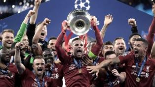 Liverpool, campeón de la Champions League