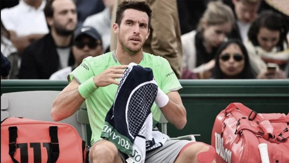 El correntino Mayer quedó eliminado del Argentina Open