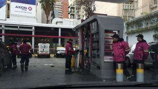 Axion también incrementó el precio de los combustibles alrededor de 1,5%