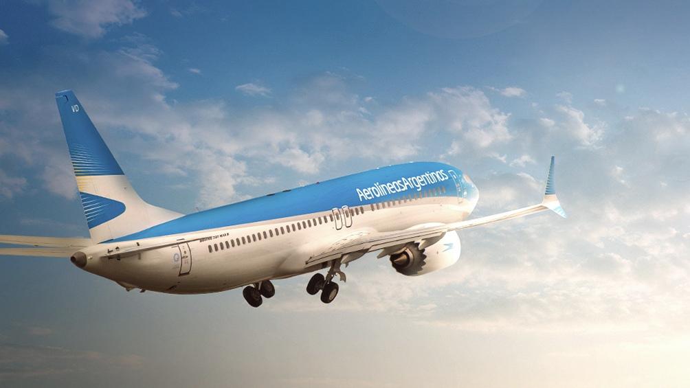 Aerolíneas Argentinas tendrá 21 vuelos semanales entre Mar del Plata y Buenos Aires durante la temporada de verano.