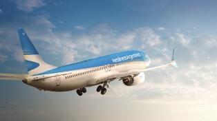 Aerolíneas Argentinas inicia vuelos excepcionales para traer a los argentinos del exterior