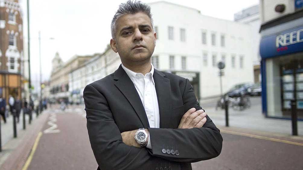 El alcalde de Londres manifestó su proecupación por un posible colapso sanitario.